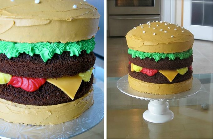 Kids Birthday Cakes - 120 Ideas, Designs, & Recipes | Easy ...