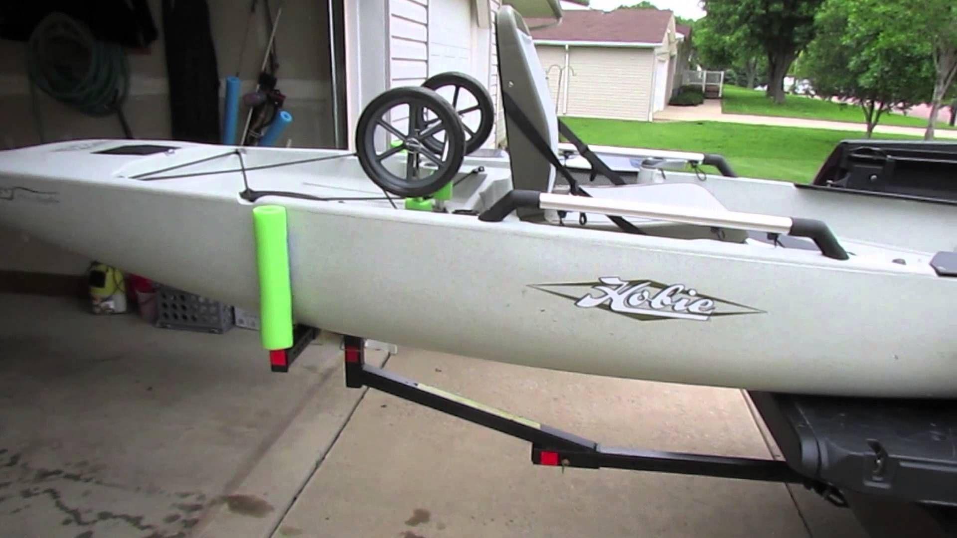 Best Way To Haul  Kayaks In Short Bed Truck