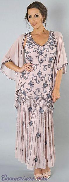 Plus size boho wedding dress for older brides over 40 50 for Wedding dresses for 60 year old brides