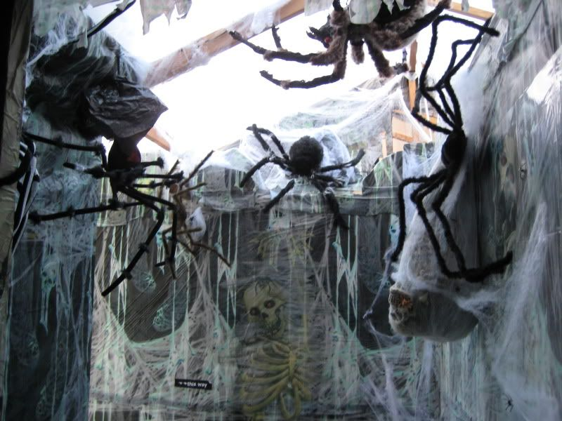 halloween 2017 - Spider Halloween Decorations