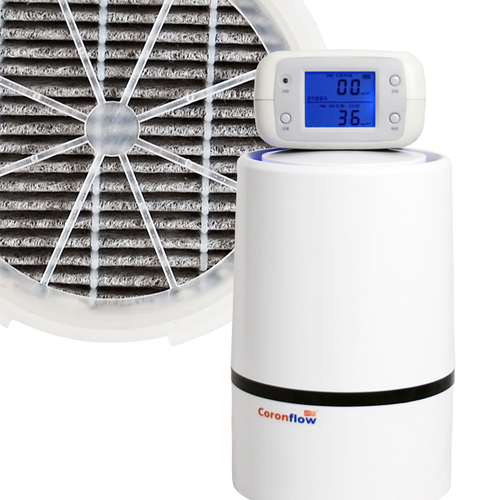 Coronwater Home and Office Desktop HEPA Filter Air