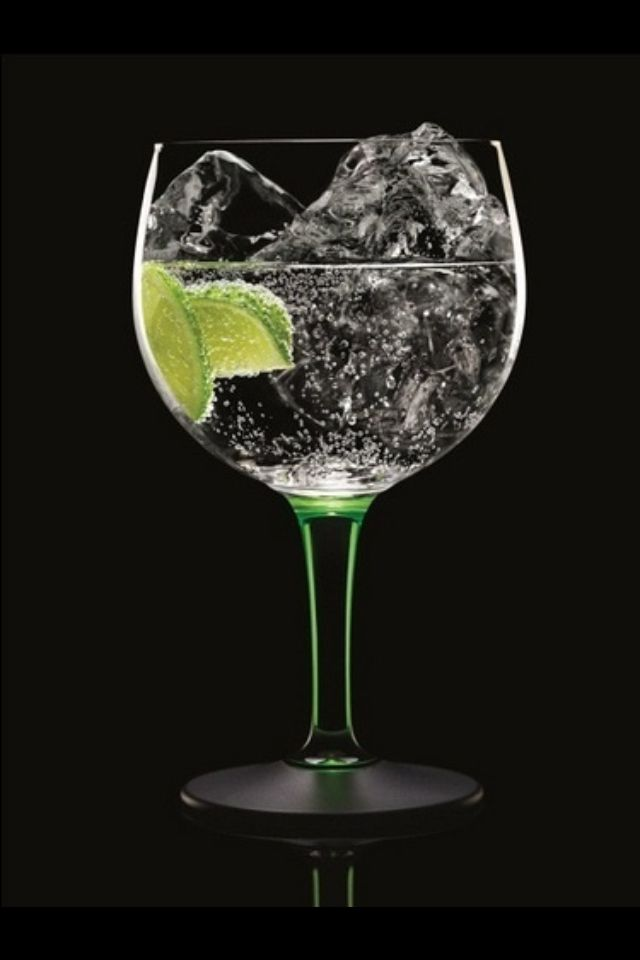 Tanqueray copa gin glasses - finally tracked them down ...