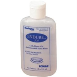 Endure 320 Hand Sanitizer Advanced Care 4 Oz Ethyl Alcohol 62