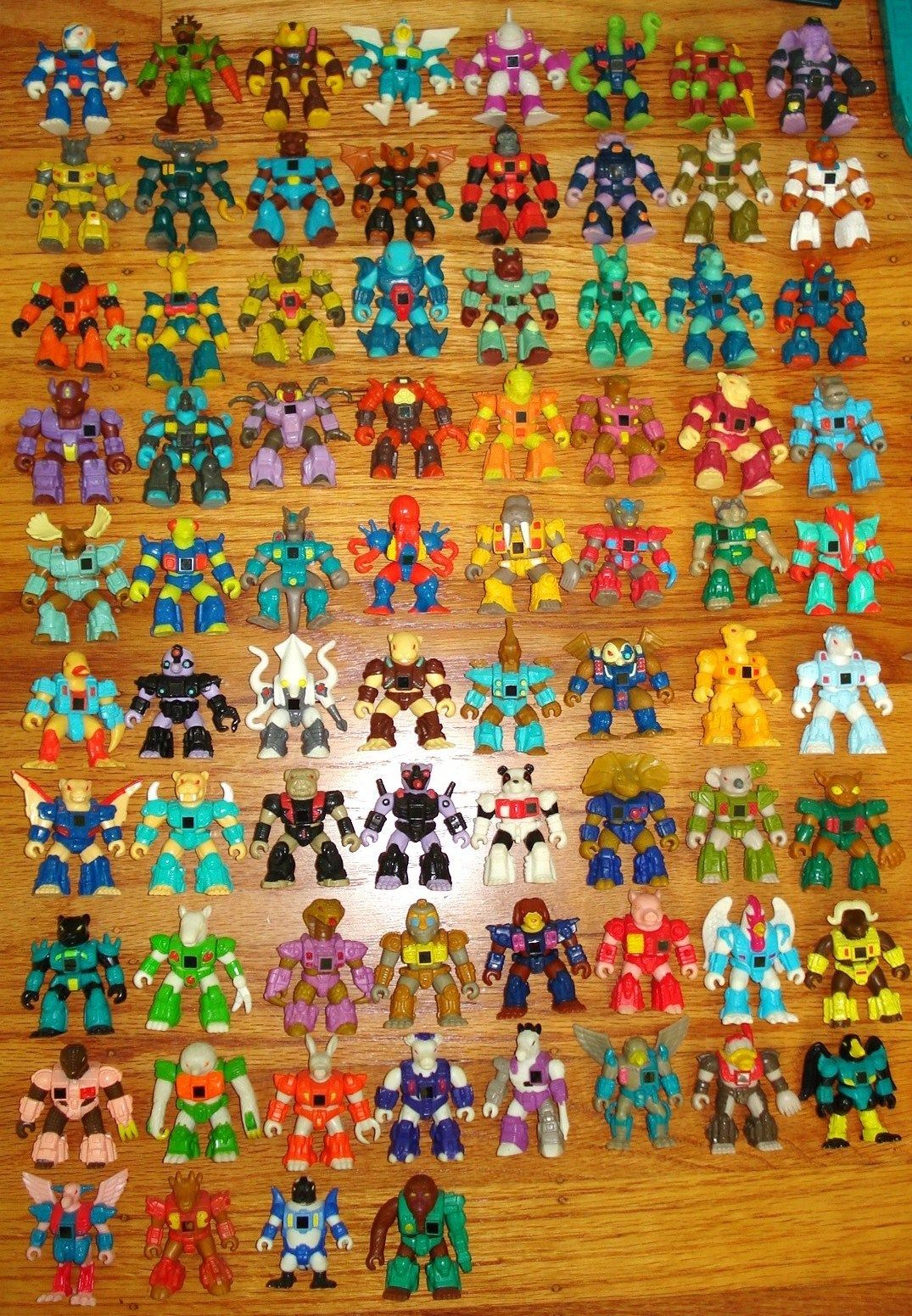 Complete Battle Beasts Collection If Only My Little