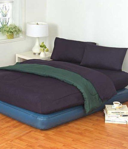 Air Mattress Bedding Comforter And Sheets Set Twin By