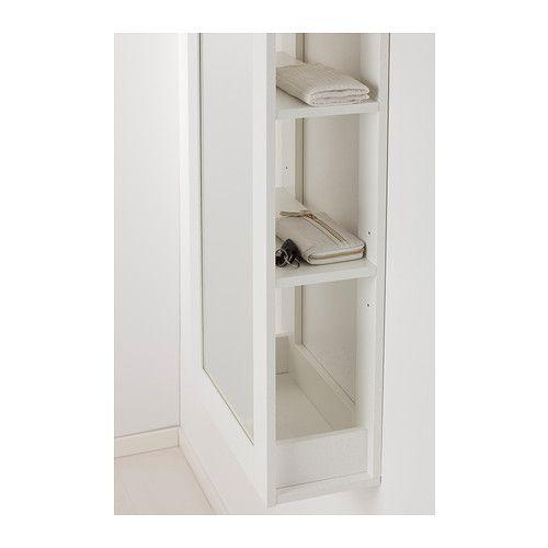 Brimnes specchio con contenitore ikea 60 euro torva pinterest storage glass and shelves - Specchio contenitore ikea ...