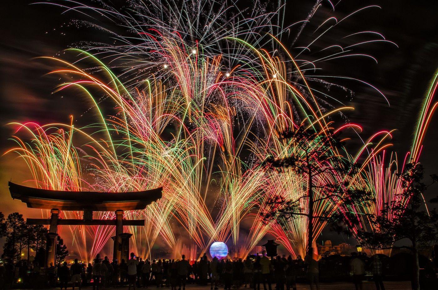 Illuminating Japan Allen Castillo New years eve
