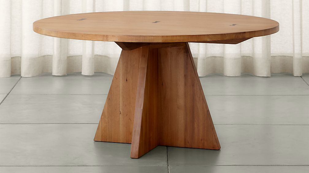 Monarch 60 Dining Table Circular Dining Table Round Dining