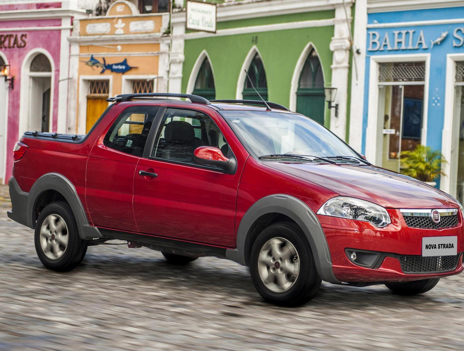 Strada Trekking CD Fiat reviews - http://autotras.com