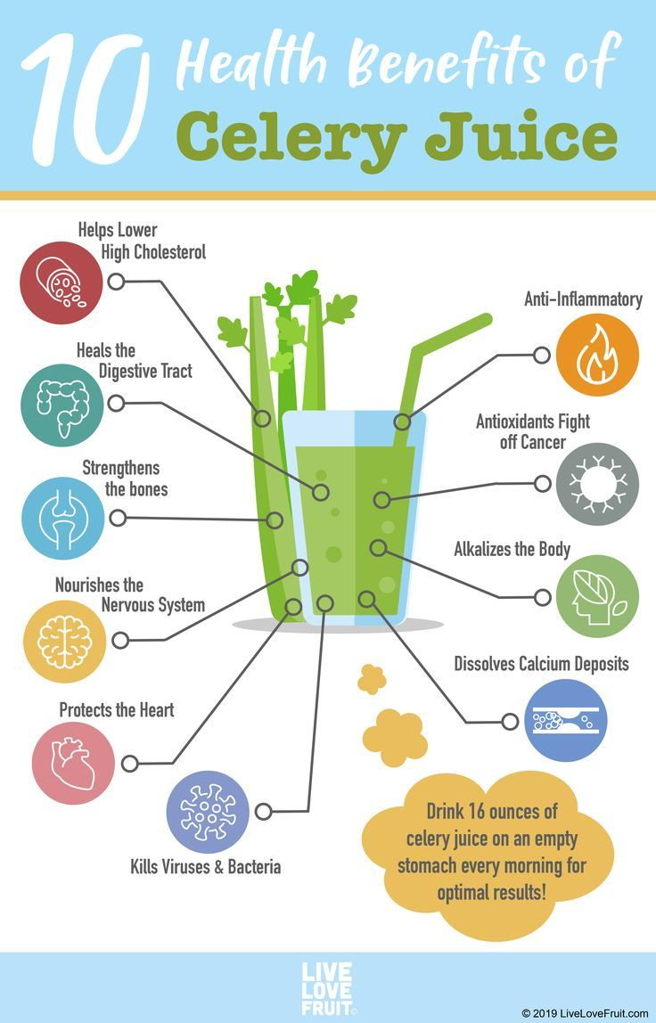 Top 10 Celery Juice Benefits To Heal Your Gut, Kill Viruses and Fight Chronic Illness