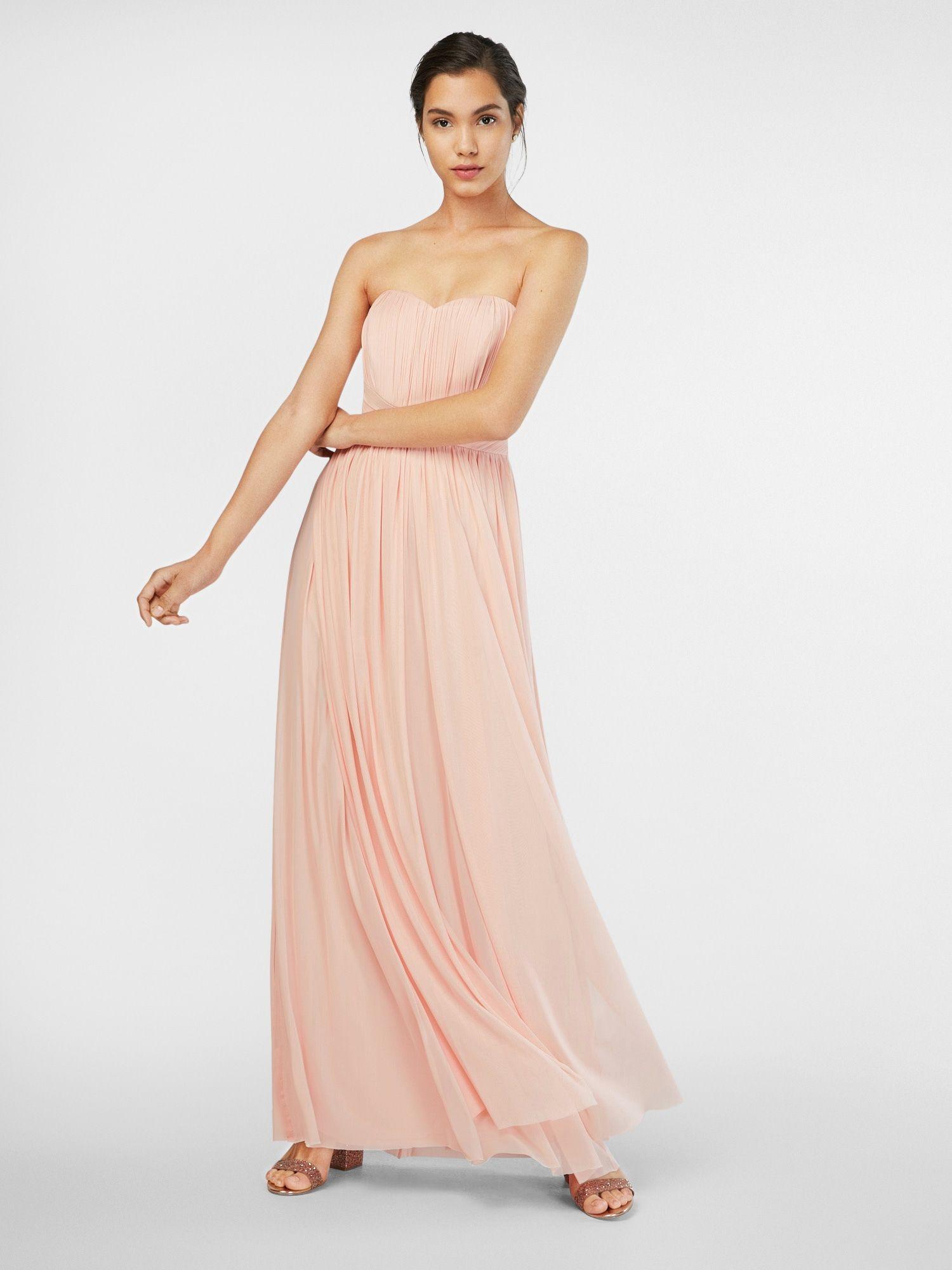 Lipsy Abendkleid Mint Bella Damen Altrosa Grosse 42 Abendkleid Mint Abendkleid Und Brautjungfern Kleider