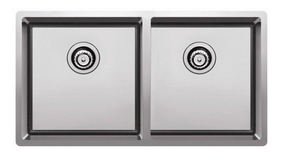 Clark Capri Double Bowl Sink - Sinks - Sinks & Taps - Kitchen ...