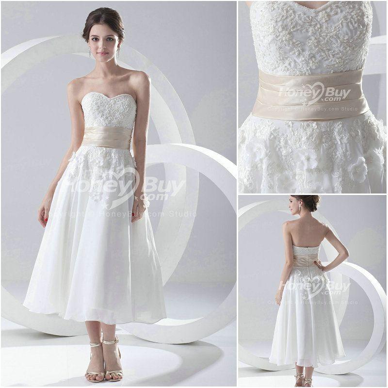 tea length prom dresses - Google Search | Prom dresses | Pinterest ...