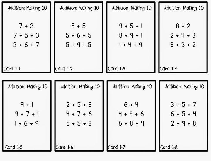 Karla's Kreations: Number Talks | Number talks, 2nd grade math, Math numbers