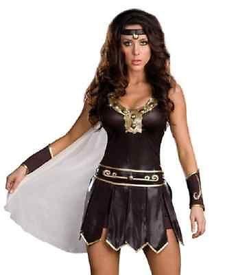 Ladies xena gladiator warrior princess roman spartan fancy dress ladies xena gladiator warrior princess roman spartan fancy dress costume 6 8 10 solutioingenieria Image collections