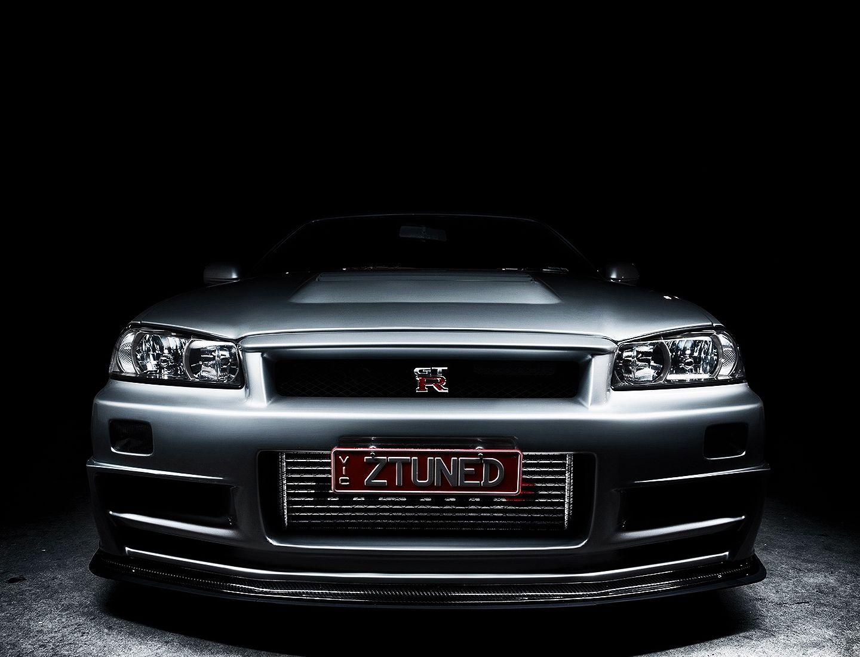 Fondos De Vehiculos: Vehículos Nissan GT-R Fondo De Pantalla