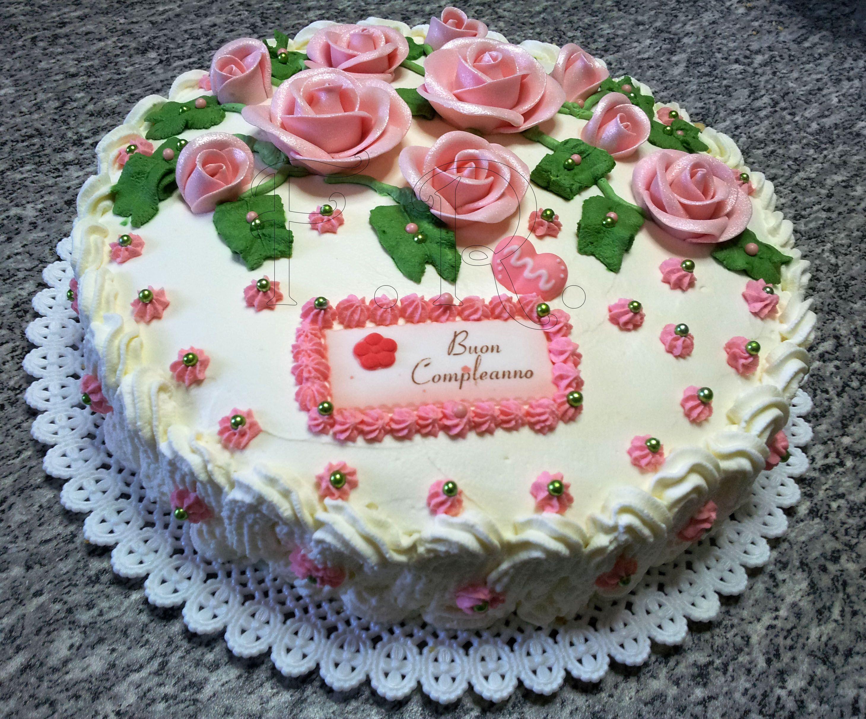 Torta Compleanno Patrizia.Buon Compleanno Patrizia Ferranti Torte Torte Di Compleanno