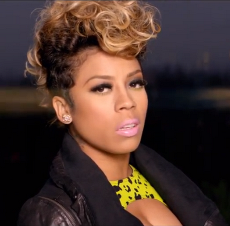 KEYSHIA COLE SHORT MOHAWK