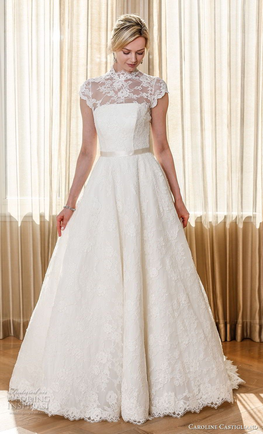 Caroline castigliano wedding dresses beauty u the beast dream