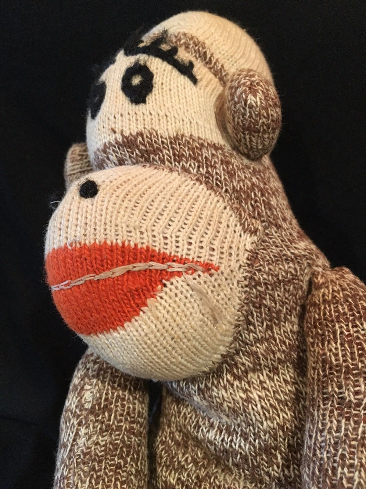 Comfort! opinion Sock puppy toy vintage