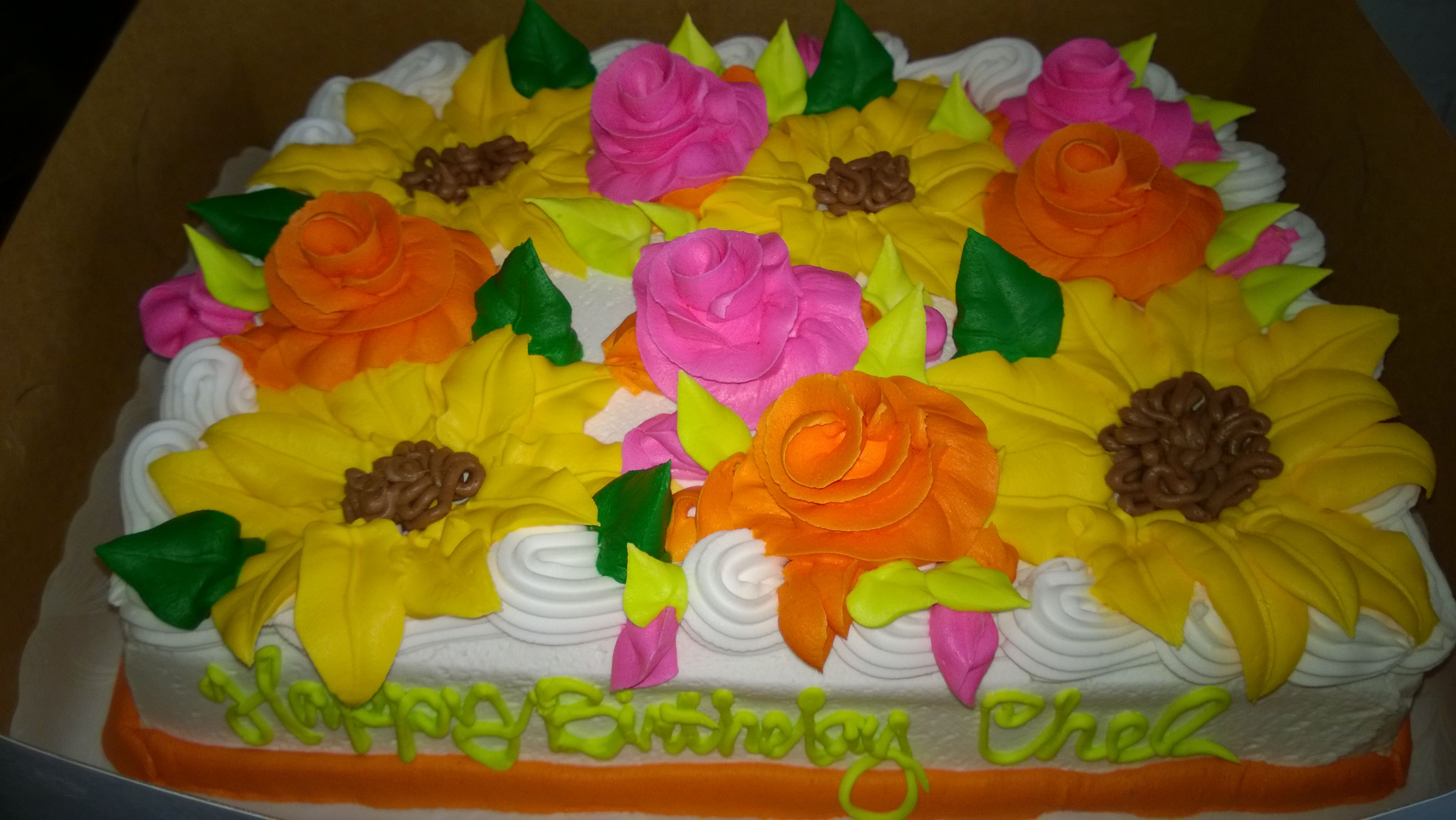 The Best Birthday Cake Ever Jacksons Bakery Chattanooga Tn