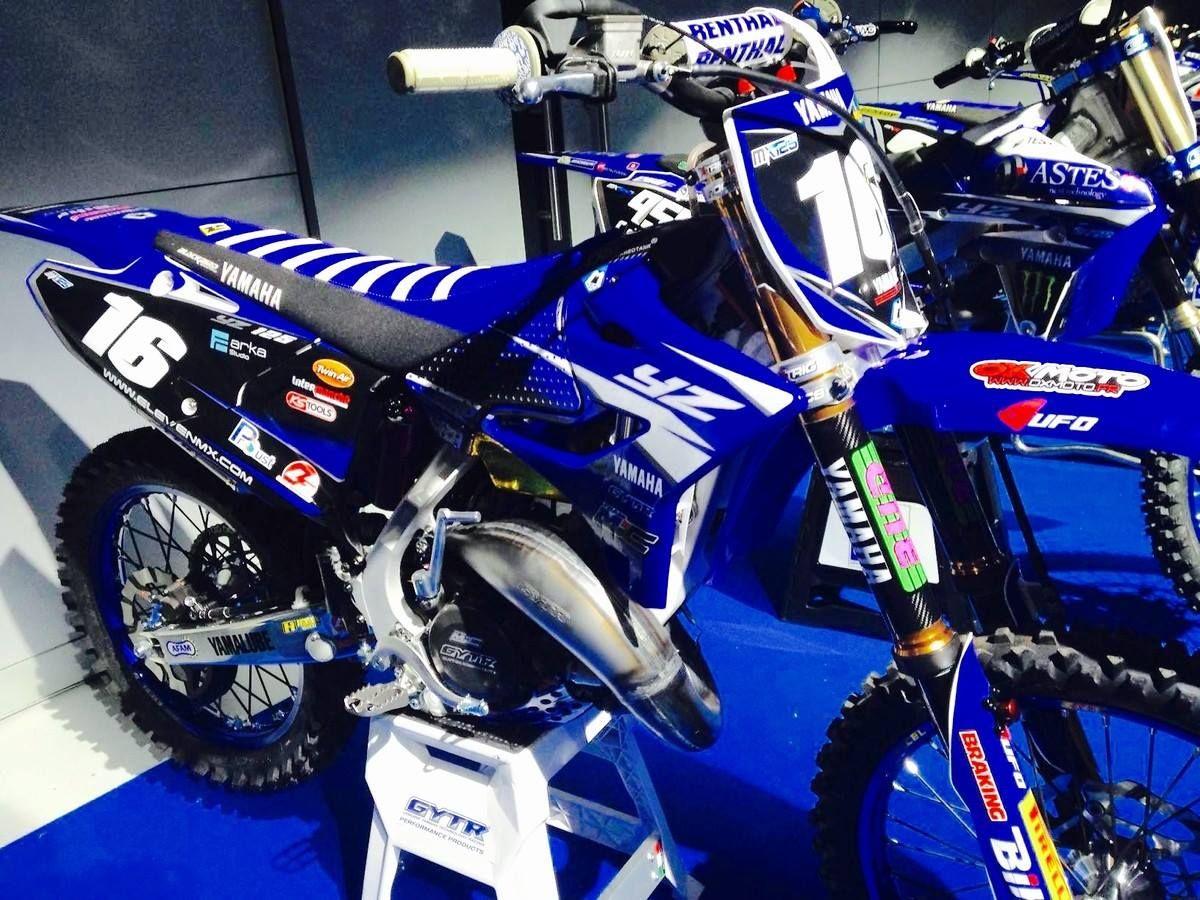 Yamaha Yz Yamaha Dirt Bikes Motocross Bikes Cool Dirt Bikes