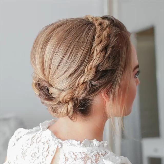 Gorgeous Wedding Hairstyle Ideas