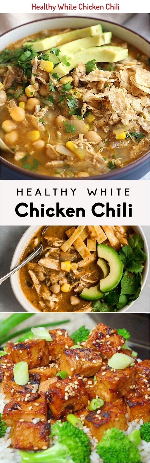 Pin By Patricia Carrico On Diabetic Recipes White Chicken Chili Healthy White Chicken Chili White Chicken Chili Easy
