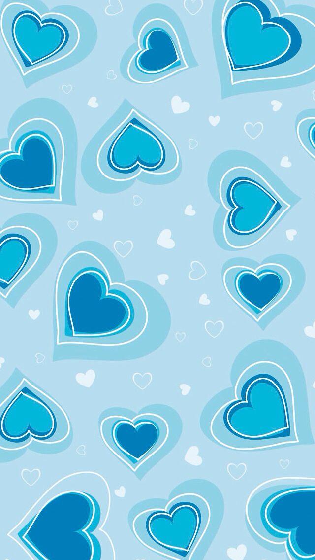 Wallpaper Love Wallpaper Galaxy Wallpaper Heart Wallpaper Blue wallpaper of love