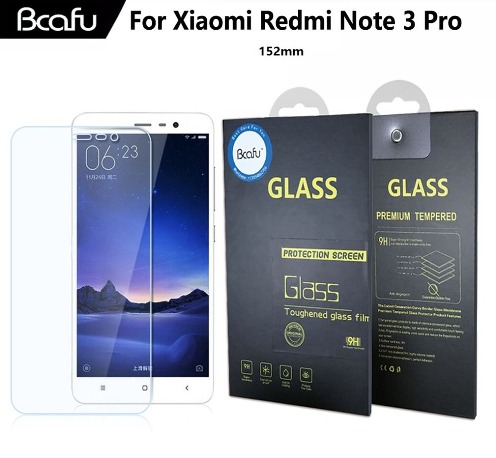 Xiaomi Redmi Note 3 Pro Special Edition Glass Screen Protector Tempered Full Layar Protective Film Cover For