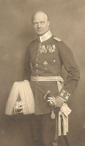 Karl Freiherr von Bothmer