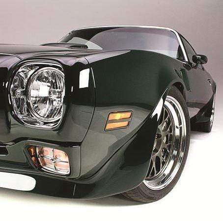1973 Pontiac TransAm – S.W.'s | CarBuff Network