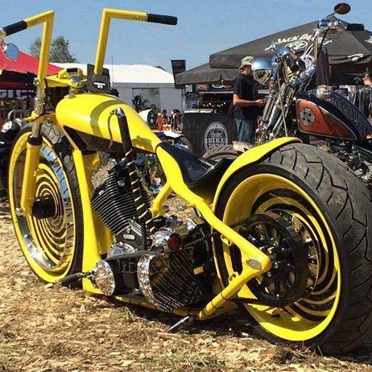 Bike Design, Bike, Bobber