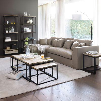 maisons du monde mueble decoracin lmpara y sof