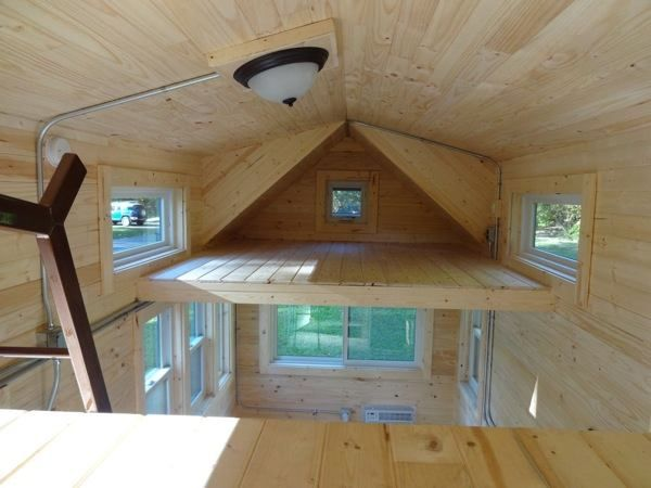 maximus extreme tiny houses interior lofts Tiny Houses on Steroids: Maximum  Extreme Living Solutions