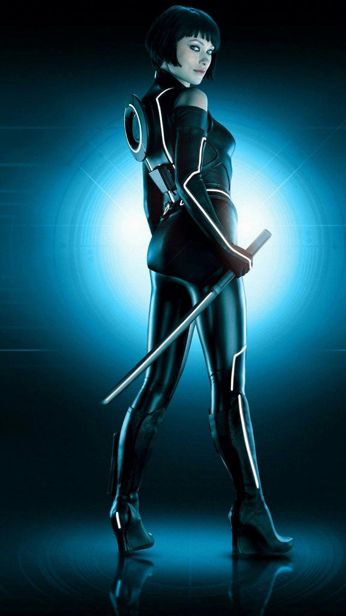 Pin By Brad Billings On Duvido Mexer Com Elas Olivia Wilde Tron Tron Legacy Tron