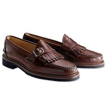 Wyman Brook Handsewn Loafers