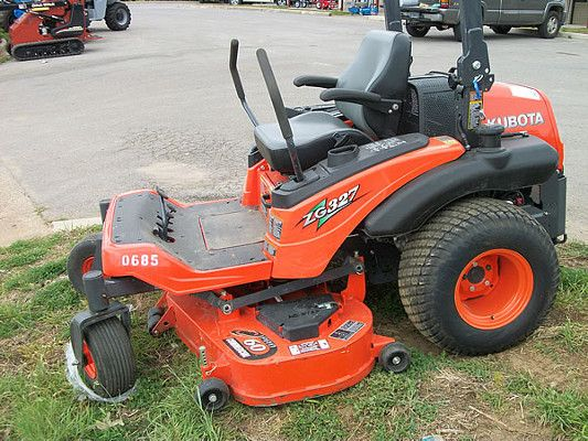 ZG-Series ZG327 - WHITES TRACTORS #kubotamowerscanberra #kubotamowersgoulburn http://www.whitestractors.com.au/machinery/mowers.html