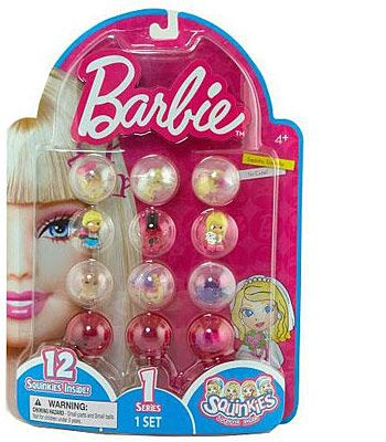 Barbie Squinkies Kaylie S Pin Board Baby Toys Dolls