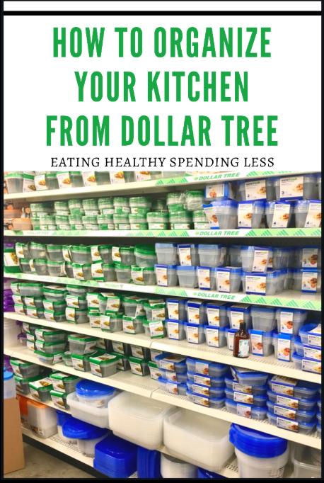 Kitchen Organization From Dollar Tree Dollar Tree Kitchen Organization Pantry Organization Dollar Store Dollar Tree Kitchen