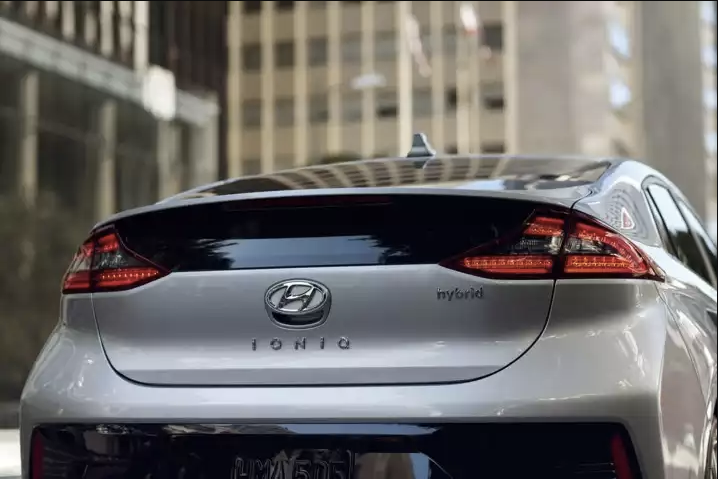 The All New 2017 Hyundai Ioniq Hatchback Is The Most Efficient Hybrid And All Electric Production Car You Can Buy Read O Hybrid Car Hyundai Luxury Hybrid Cars