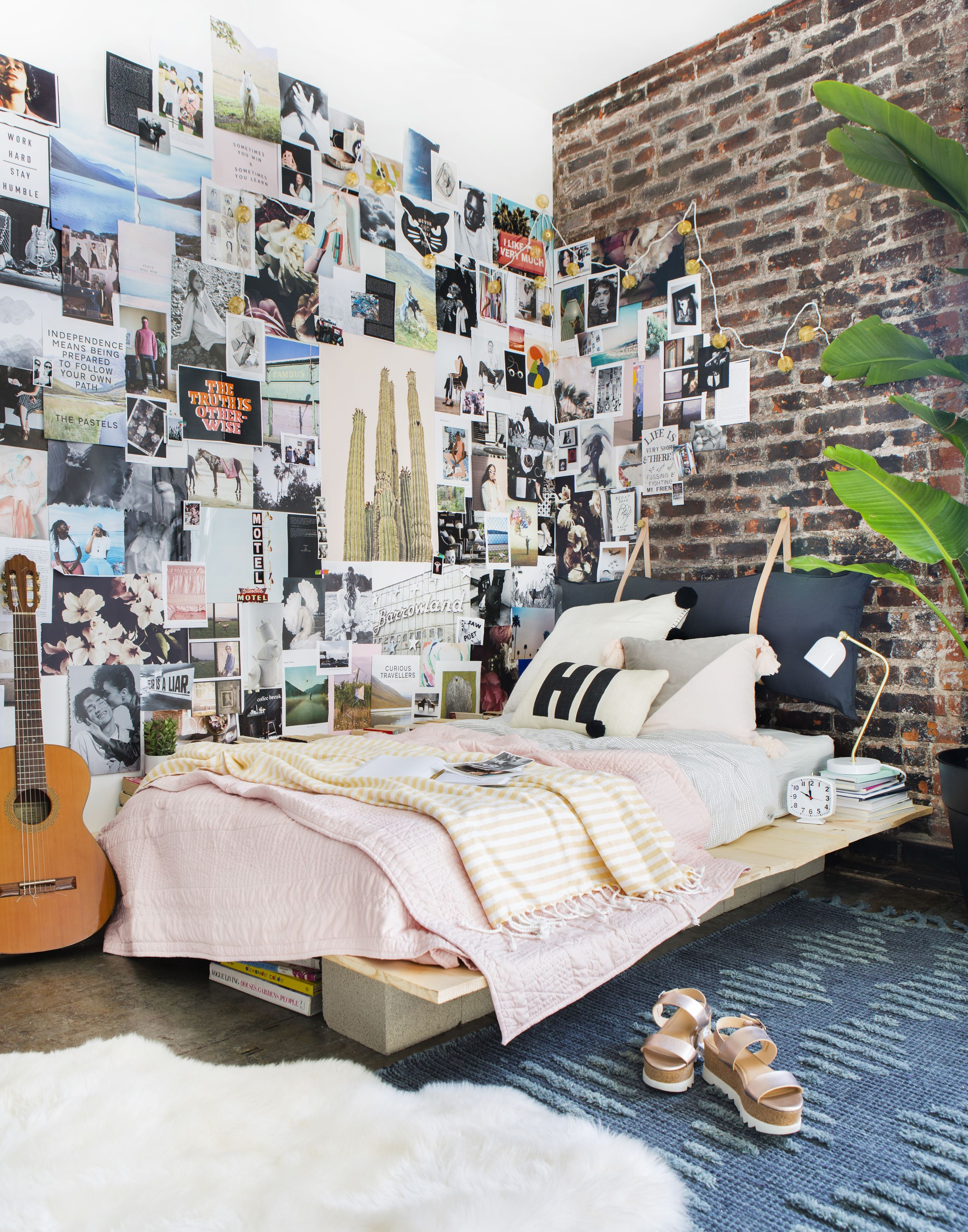 Some Of Our Favorite Ehd Inspired Interiors Emily Henderson Cool Dorm Rooms Stylish Dorm Room Dorm Room Decor