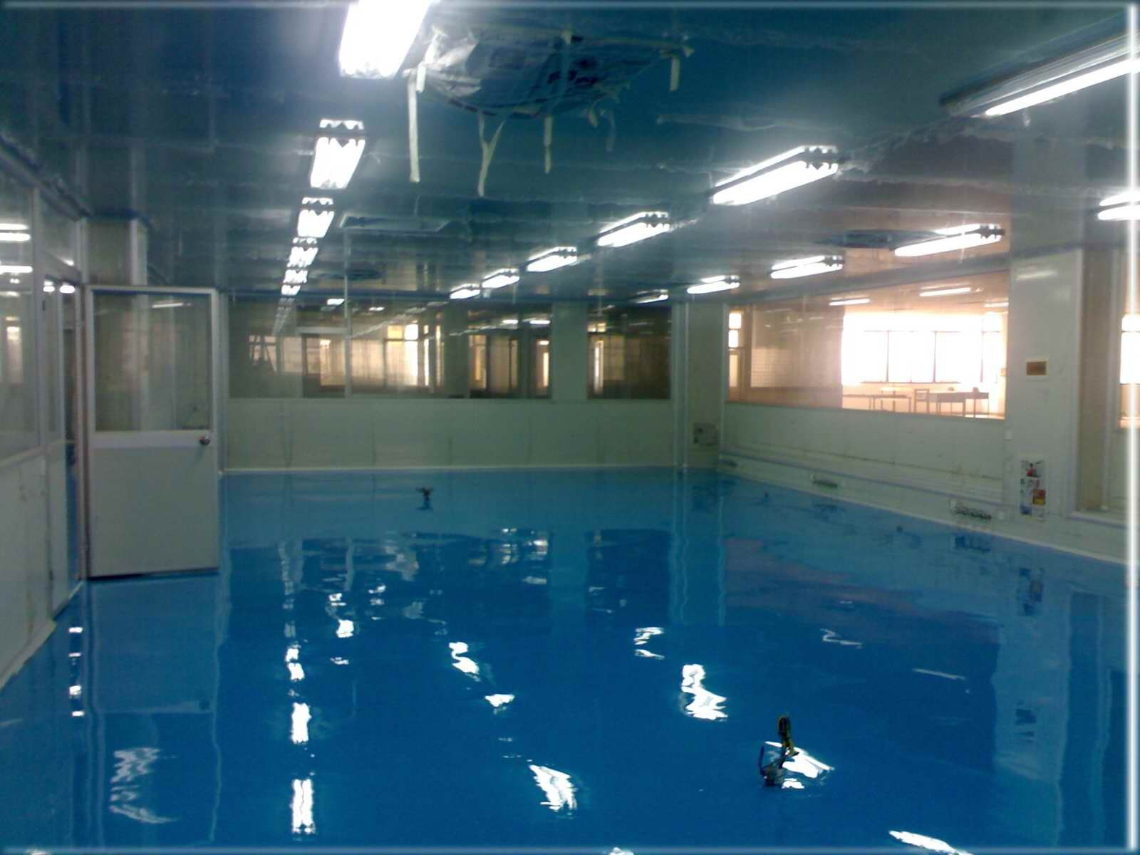 Nice Industrial Epoxy Floor Coating