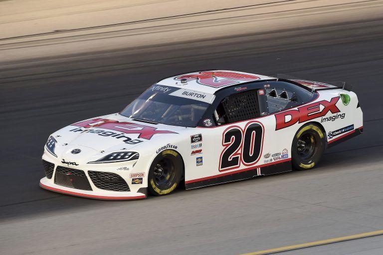 20 Harrison Burton Dex Imaging Toyota Joe Gibbs Racing Stock Car Racing Stock Car