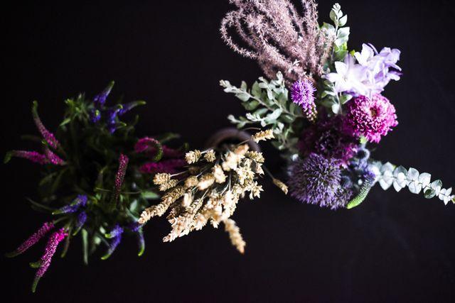 Keittiön kukkaräjähdys