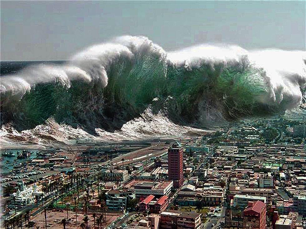 Maremoto Unas Veces Y Tsunami Otras Es La Palabra Para Esto Tsunami Natural Disasters Tsunami Waves