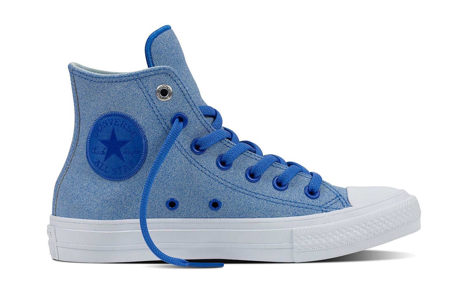 4a9bec7336e4a1 Chuck Taylor All Star II Two-Tone Leather