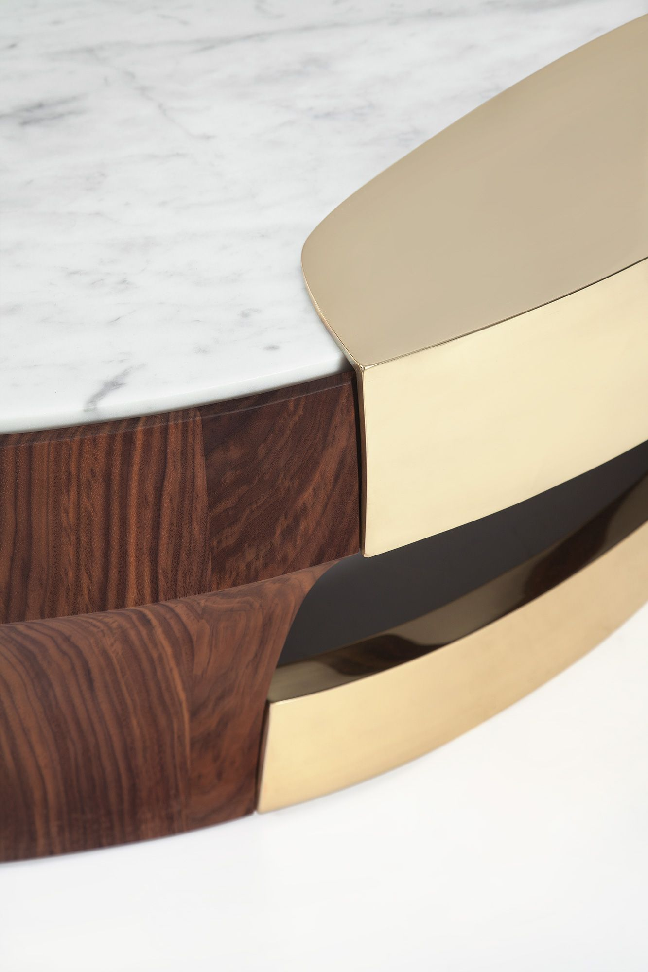 Salish Cocktail Table - CASTE Design