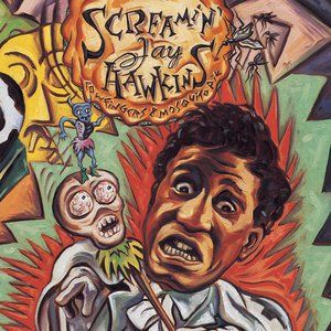 "JoanMira - 3 - In the heat of the night: Screamin Jay Hawkins - ""I put a spell…"