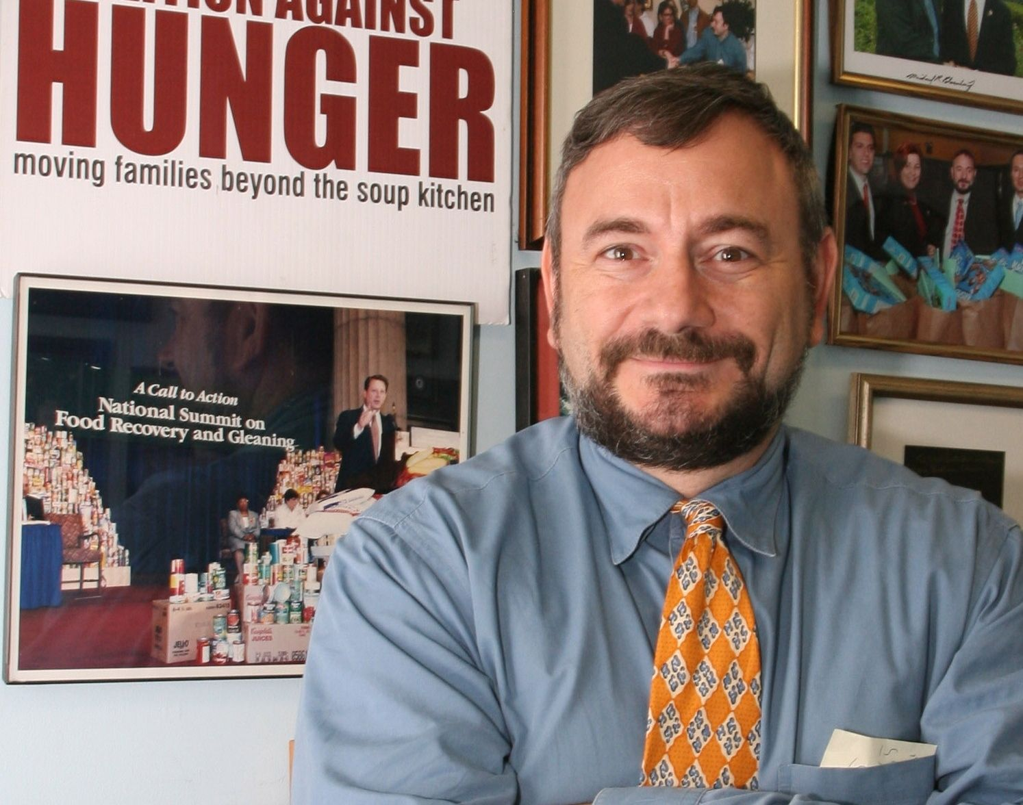 Help end hunger in New York City